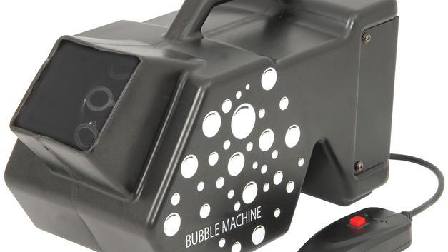Party Bubble Machine  $25 plus fluid
