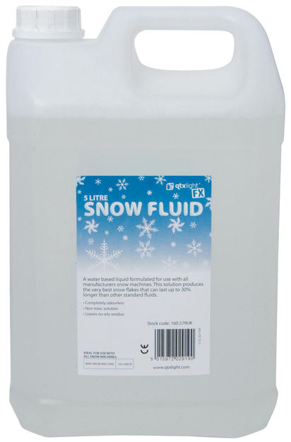 Snow Fluid 1 liter  $15