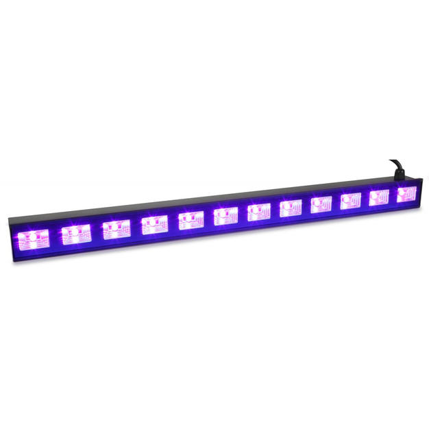 UV LED Bar Middle - 12x 3 Watt UV Blacklight  $20 Weekend Hire