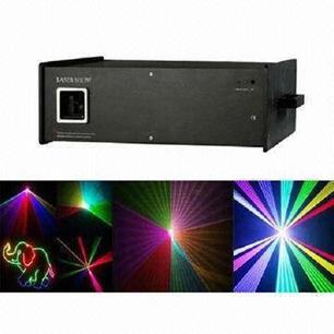 $100 Shinp 2000mw RGB Full color Animation laser