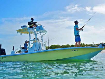 Corpus Christi Fishing Charters , Goes Urban