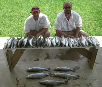 Bay Fishing Port Aransas