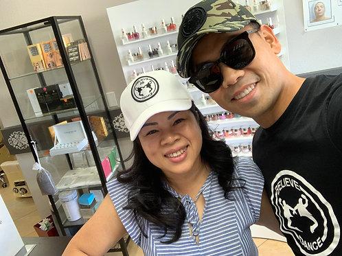 BeliEVE & Dance Studio Hats