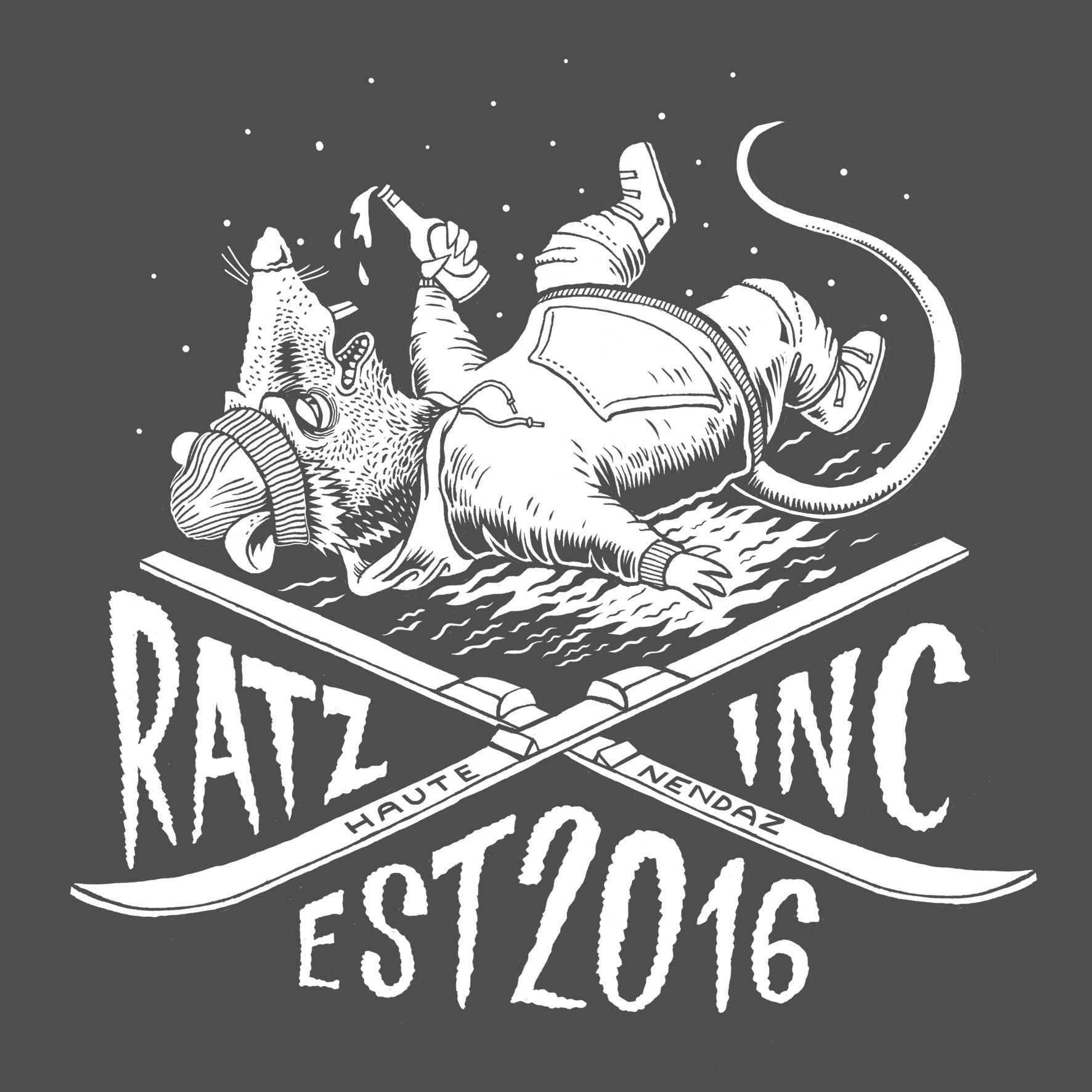 RATZ INC design