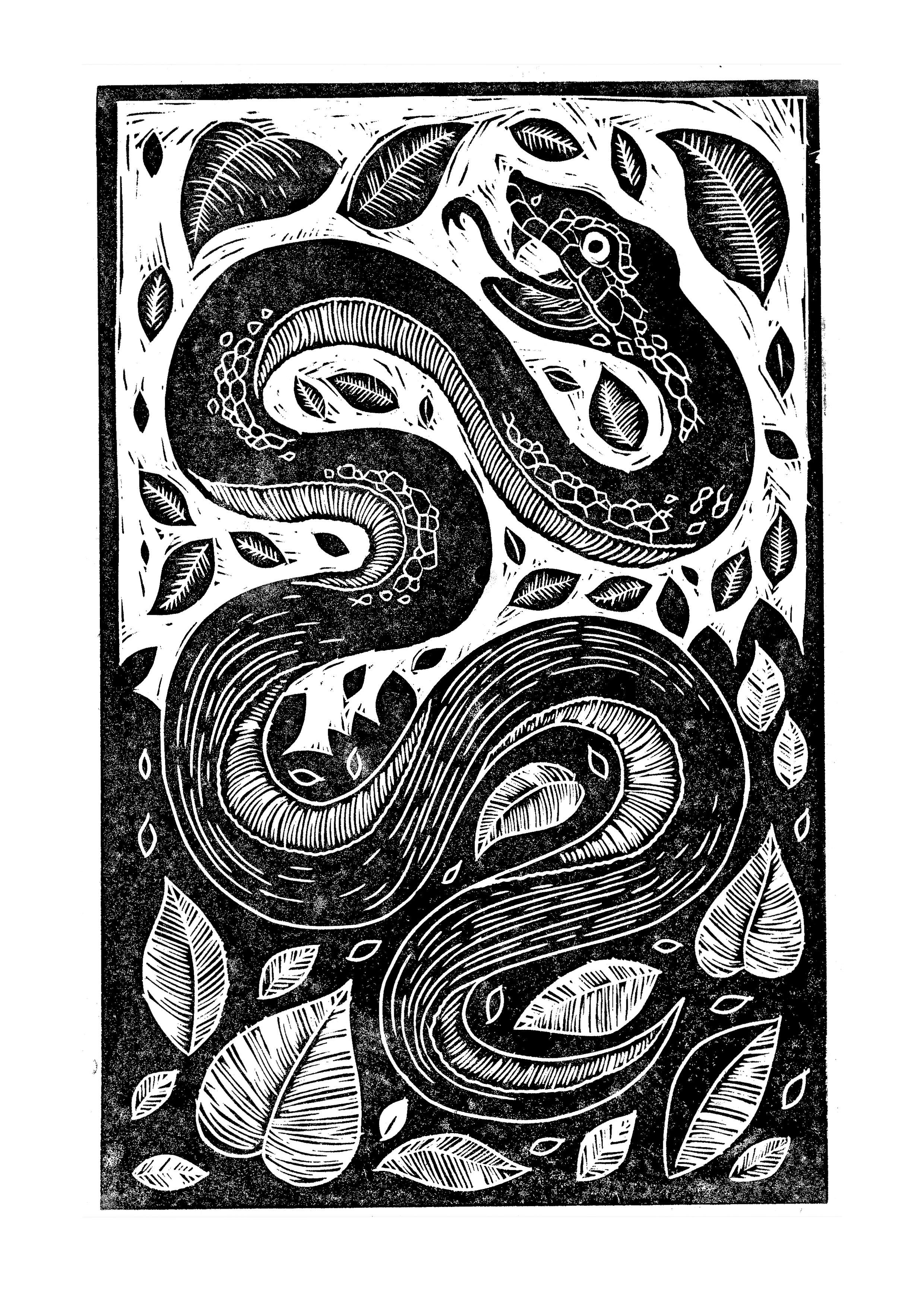 Snake Lino