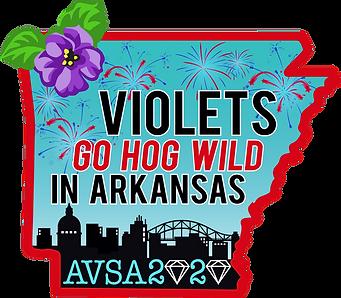 Violet's go Hog Wild6 Arkansas logo.png