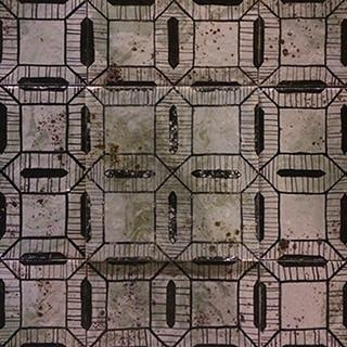 Ручная глазурованная плитка.