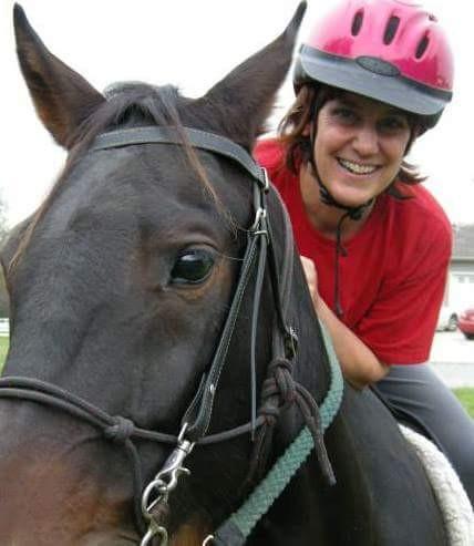 Sue Steiner, equine artist
