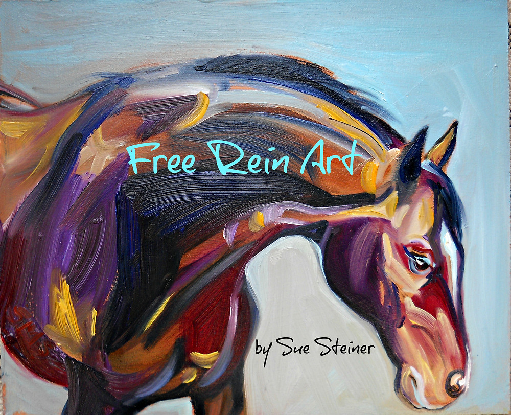 Free Rein Art Studio special offer on Pet Portraits