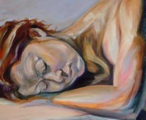 Figure Painting Work in Progress
