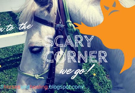 Into the Scary Corner, We go!
