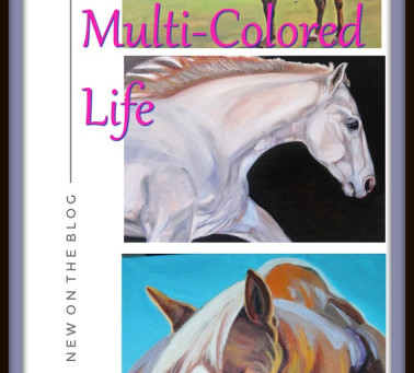 Horse Art, Large, Bold and Beautiful!