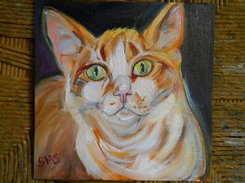 9 x 12  Custom Oil Painting