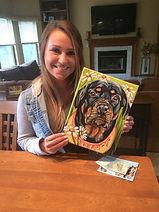 Pet Portrait as gifts
