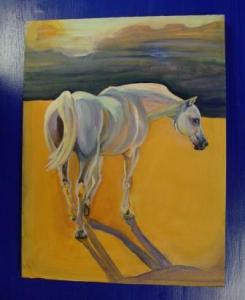 Dogs, Cats and Horse Art