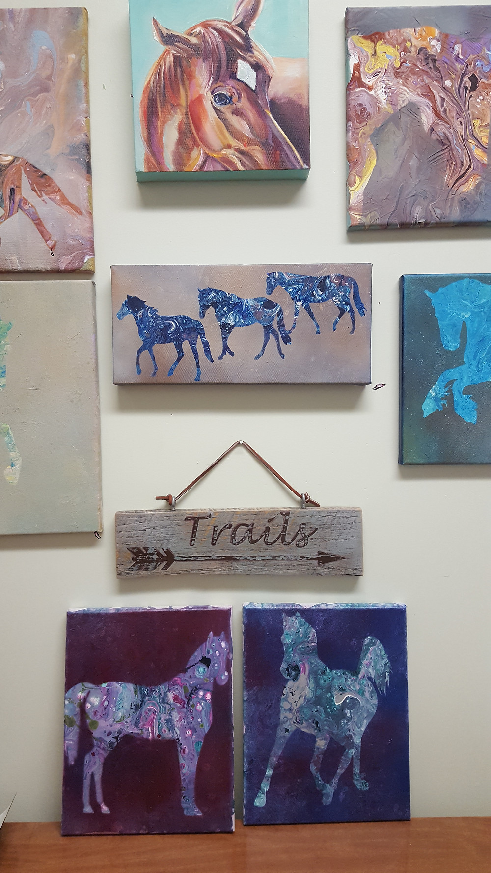 Art and Gifts for horse lovers