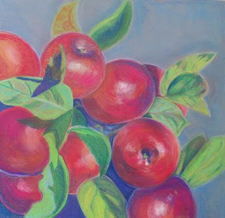 Apples, apples and more apples…..