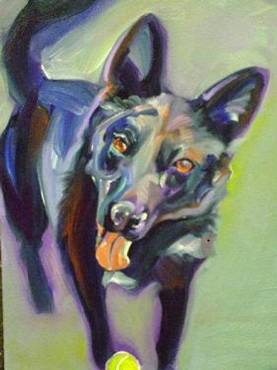 12 x 16  Custom Oil Painting