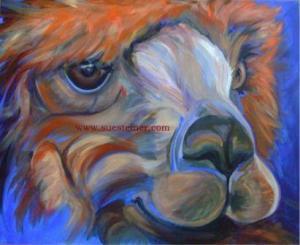 Alpaca Art– Finished!
