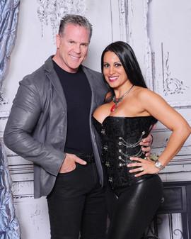 Dr. Jay & Liseth Ferraro