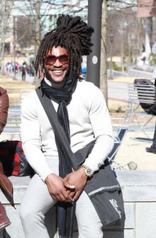 Devan Dunson of Black Men Smile