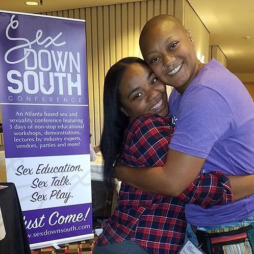 Sex Down South 2021 Conference Ticket