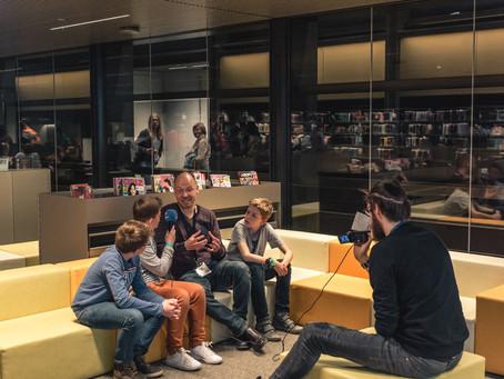 KJV-dag 2017 in De Krook in Gent
