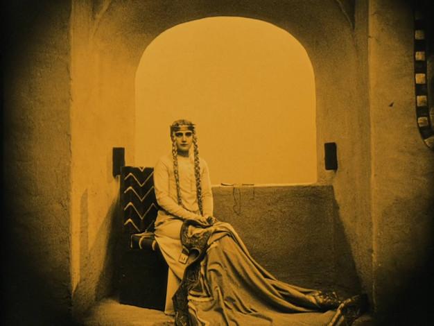 Risultati immagini per i nibelunghi film 1924