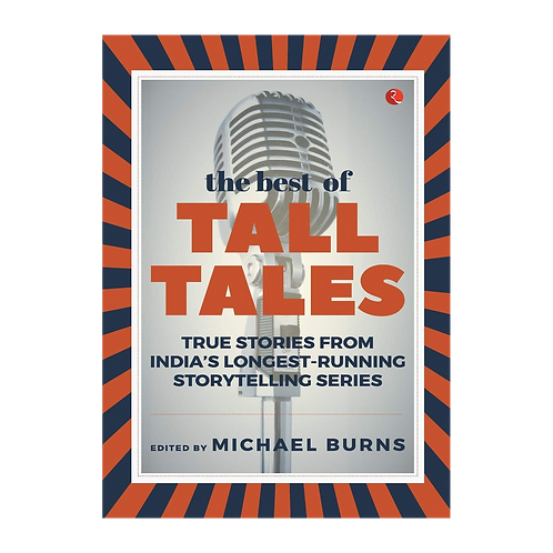 Autographed copy of The Best of Tall Tales