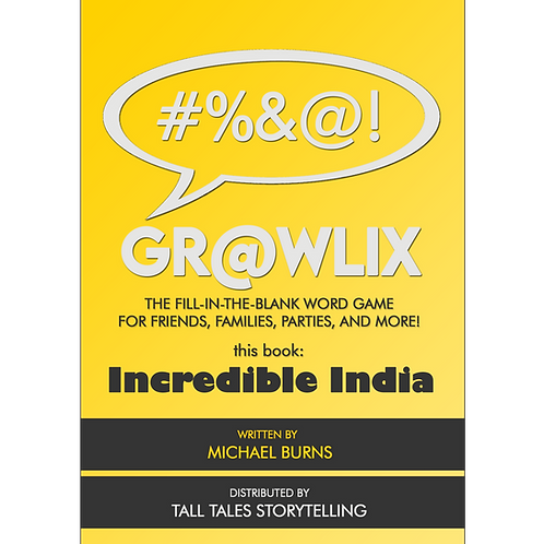 Grawlix - Incredible India