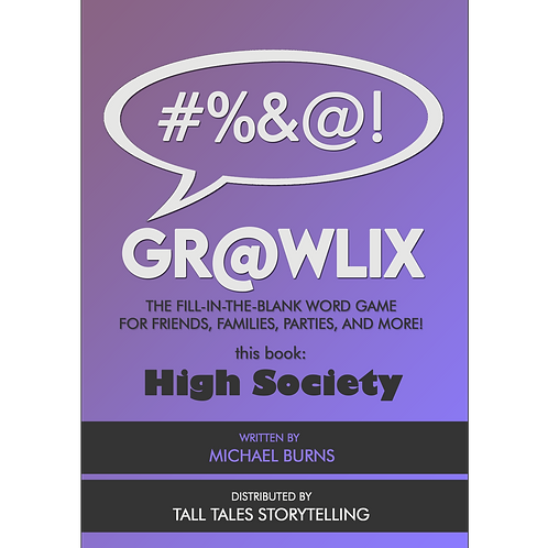 Grawilx - High Society