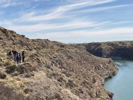 Kids' Hike on the River's Edge Trail