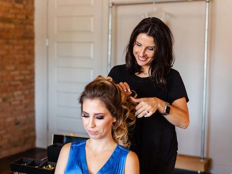 Wedding hair & makeup tips