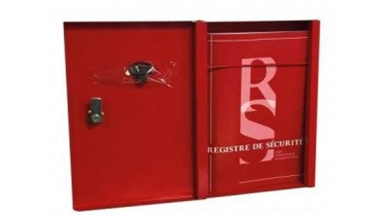 ARMOIRE à REGISTRE de sécurité