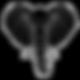 ElephantHead_Logo_blk, White.png