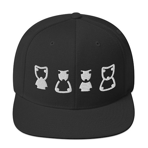 """Tappers"" Snapback Hat"