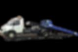 Эвакуатор сдвижная платформа