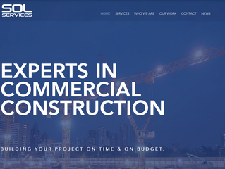 The new SOL Services website!