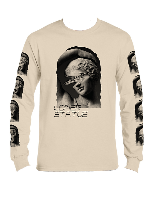 Loner Statue - Controller Shirt Bundle