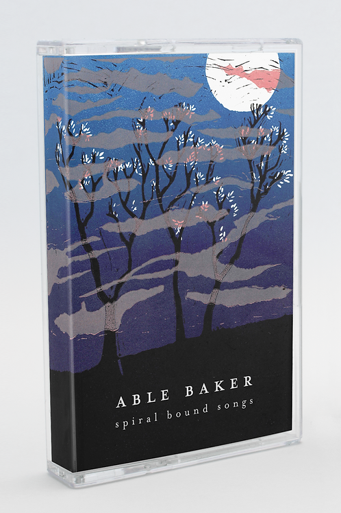 Able Baker - Spiral Bound Songs (Cassette)