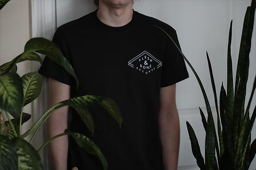 Flesh & Bone Records Pocket Print Logo Shirt