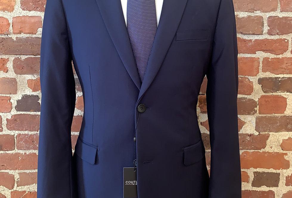 Navy 2 Button Suit