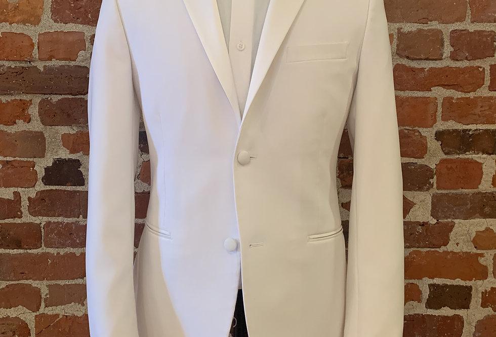 White Notch Lapel Tuxedo