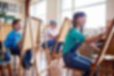 6группа детей рисует (2).jpg.(1000x1000x