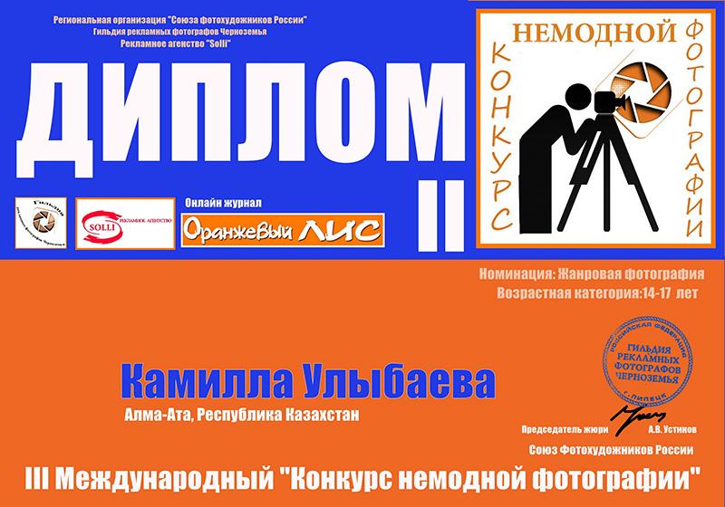 Камилла Утыбаева (Жанровая фотография) 18-22