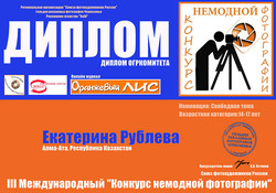 Екатерина Рублева (Свободная тема) 14-17