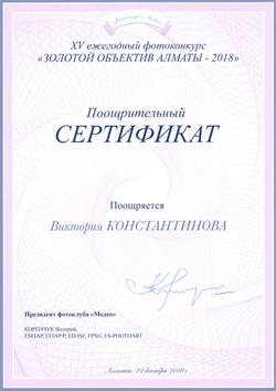 Виктория Константинова, 15 лет