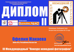 Офелия Жакаева (Свободная тема) 18-22