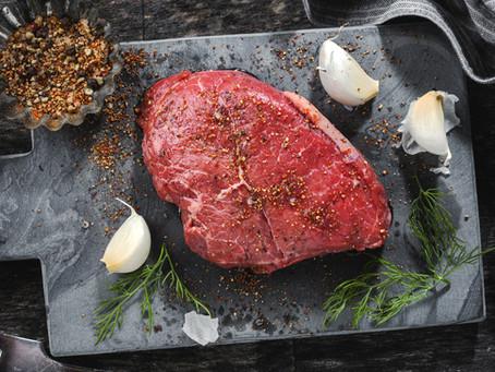 Perpelire inversata (Reverse Searing) pentru un steak (și mai) corect de vita