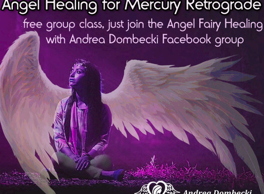 Angel Healing for Mercury Retrograde!